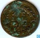 Zealand 1680 penny