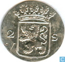 Coins - Holland - Holland double weapon penny 1775