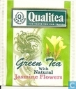 Green Tea With Natural Jasmine Flowers