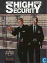 Comics - High Security - Cyclus 1 - De bewakers van de tempel 2