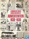 Advertentien 1830 - 1930