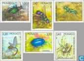 1987 Insecten uit het nationale park (MON 571)