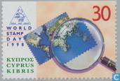 Postage Stamps - Cyprus [CYP] - Day Stamp