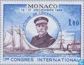 Postage Stamps - Monaco - Int. Oceanographic Society Congress first