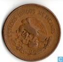 Coins - Mexico - Mexico 20 centavos 1954
