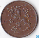 Finnland 10 Pennia 1937