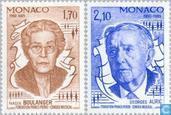 1985 Prix pour la composition (MON 525)