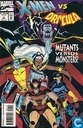 Mutants versus Monsters!