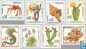 1960-65 Fauna & Flora - Sea (MON 115)
