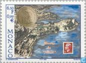 Postage Stamps - Monaco - National stamp and coin exhibition
