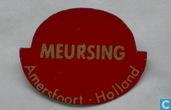 Meursing Amersfoort - Holland [rood] (foutdruk)