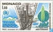Timbres-poste - Monaco - L'environnement