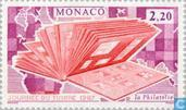 Briefmarken - Monaco - Tag Stamp