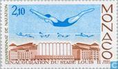 Int. Athletics and Swimming Championships