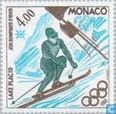 Postage Stamps - Monaco - Olympic Games- Moskou