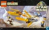 Lego 7131 Anakin's Podracer