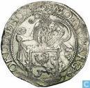 Holland 1 leeuwendaalder 1576 (Knight to right)