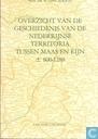 Overzicht van de geschiedenis van de Nederrijnse territoria tussen Maas en Rijn, ± 800-1288