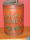 L'objet le plus ancien - Korff Amsterdam