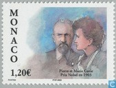 Curie, Pierre & Marie