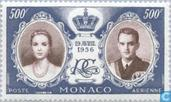Marriage Rainier and Grace Kelly