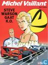 Strips - Michel Vaillant - Steve Warson gaat K.O.