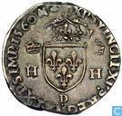 Frankrijk teston 1560 D