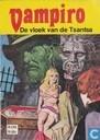 Comic Books - Vampiro - De vloek van de Tsantsa