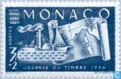 Postage Stamps - Monaco - Day Stamp