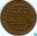 Zélande duit 1681