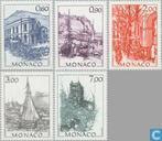 1992 Oude afbeeldingen Monaco (MON 703)