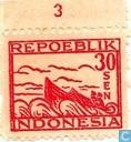 Timbres-poste Jokjakarta