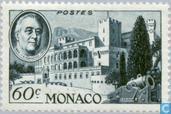 Timbres-poste - Monaco - Franklin D. Roosevelt