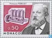 Timbres-poste - Monaco - Forerst, Fernand