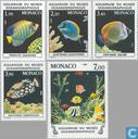 1985 Fische aus dem Tank Museum (MON 530)