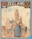 Provinciekaart Zeeland
