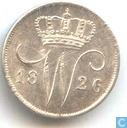 Niederlande 10 Cent 1826 B