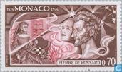Postzegels - Monaco - Ronsard, Pierre de
