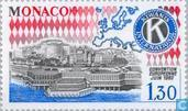 Postage Stamps - Monaco - Kiwanis Convention
