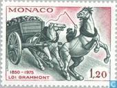 Postage Stamps - Monaco - Animal protection