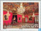 Postage Stamps - Monaco - Palace