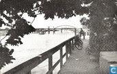 Gezicht op de IJsselbrug