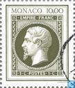 Postzegels - Monaco - Inwijding postmuseum Monaco