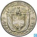 Panama ½ balboa 1933