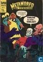 Comic Books - Gevangene van cel 7, De - Metamorfo de stofwisselman