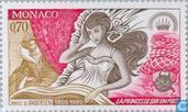 Postzegels - Monaco - Andersen, Hans Christian