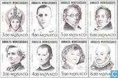 """1996 revue """"Annales Monégasques"""" 1976-1996 (MON 800)"""