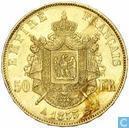 France 50 francs 1855 (A)