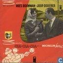 3 minuten met quiz-miss Mies Bouwman en Joop Doderer