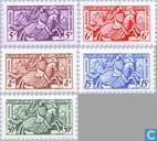 1955 Chevalier à cheval (MON 83)
